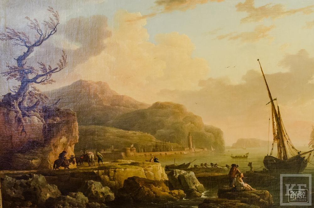 В Казань привезли картины из Эрмитажа, которые никогда не показывали широкой публике