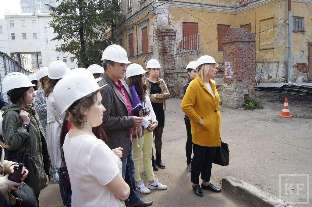 В КГАСУ с 6 по 10 сентября проходит  Международный семинар Historic Urban Landscape: New Vision «Исторический Городской Ландшафт: Новое Видение»