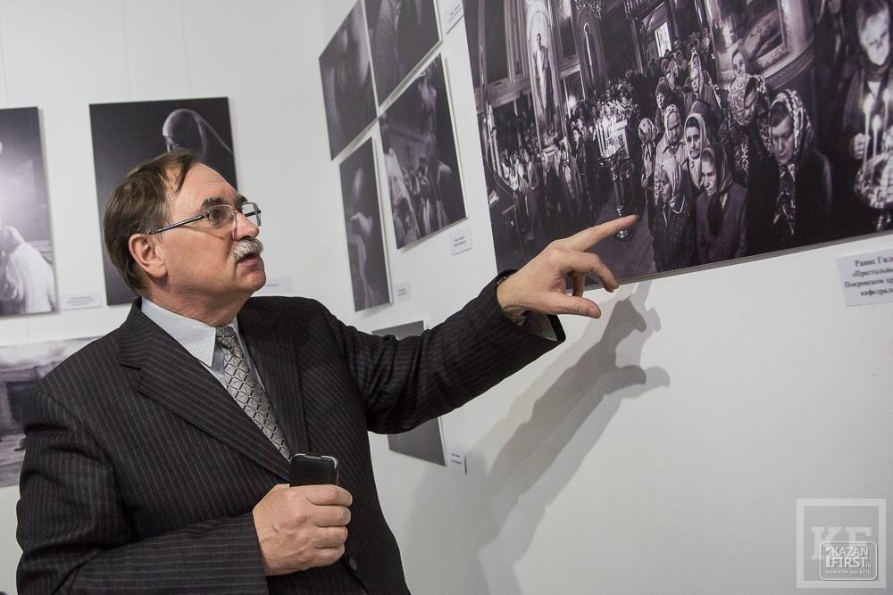 Георгий Козлов: «Лучше всех православные храмы удалось снять мусульманским фотографам»