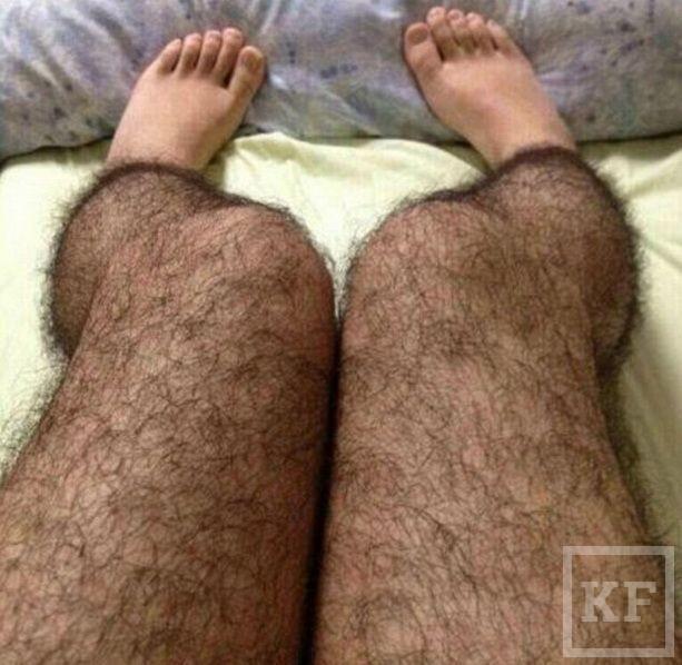 С насильниками стали бороться волосатыми чулками [фото]
