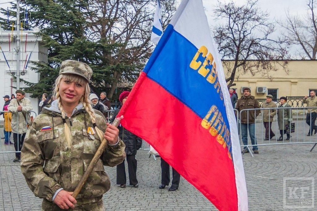 Севастополь встретил годовщину воссоединения с Россией