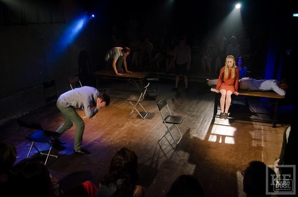 Спектакль «Переплетение»: как танцующая математика стала основой существования