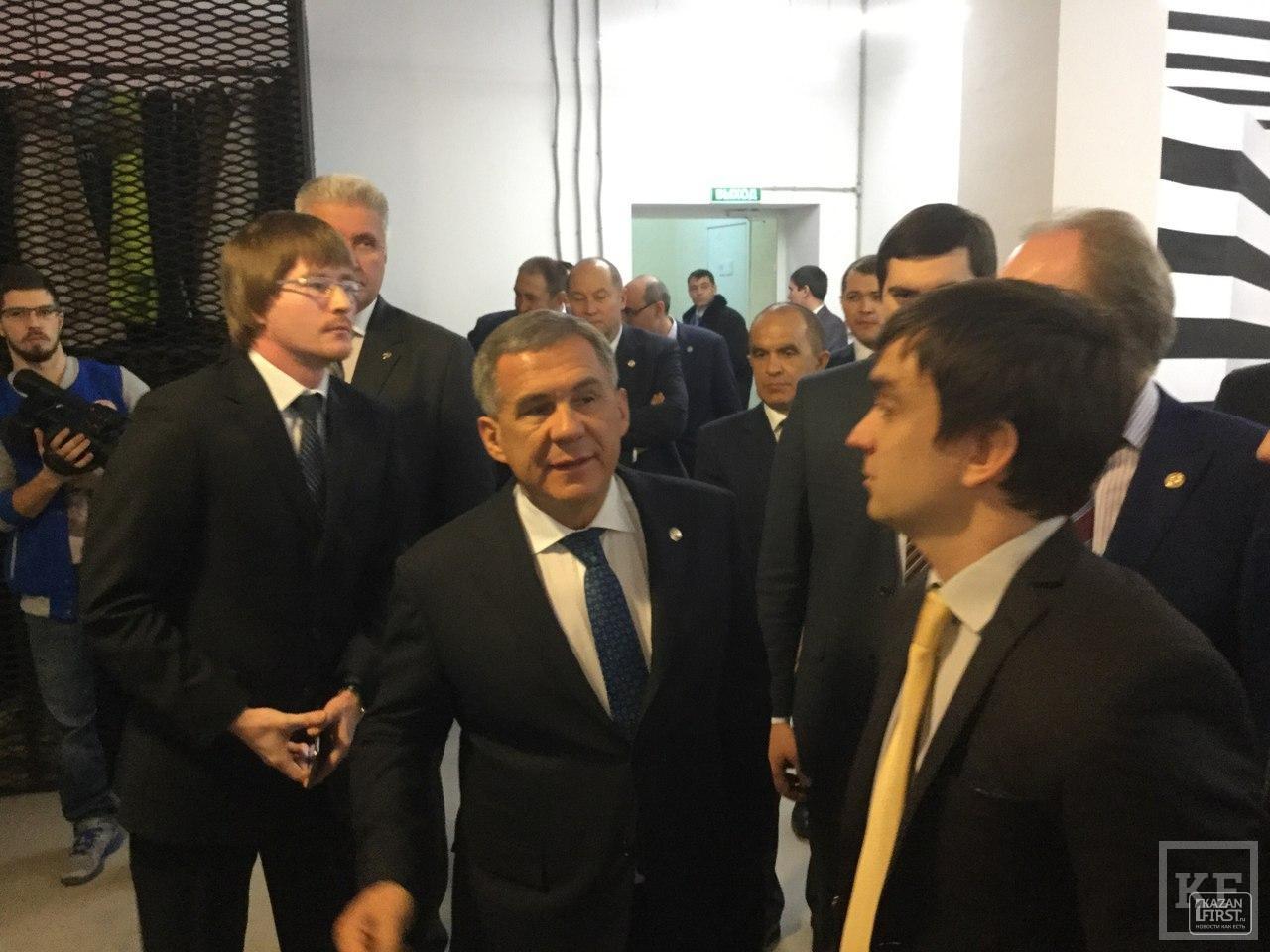 Айдар Акмалов: «Надо, чтобы у молодого человека были инструкции и  было представление, какие возможности есть в республике, чтобы не искать что-то на стороне»