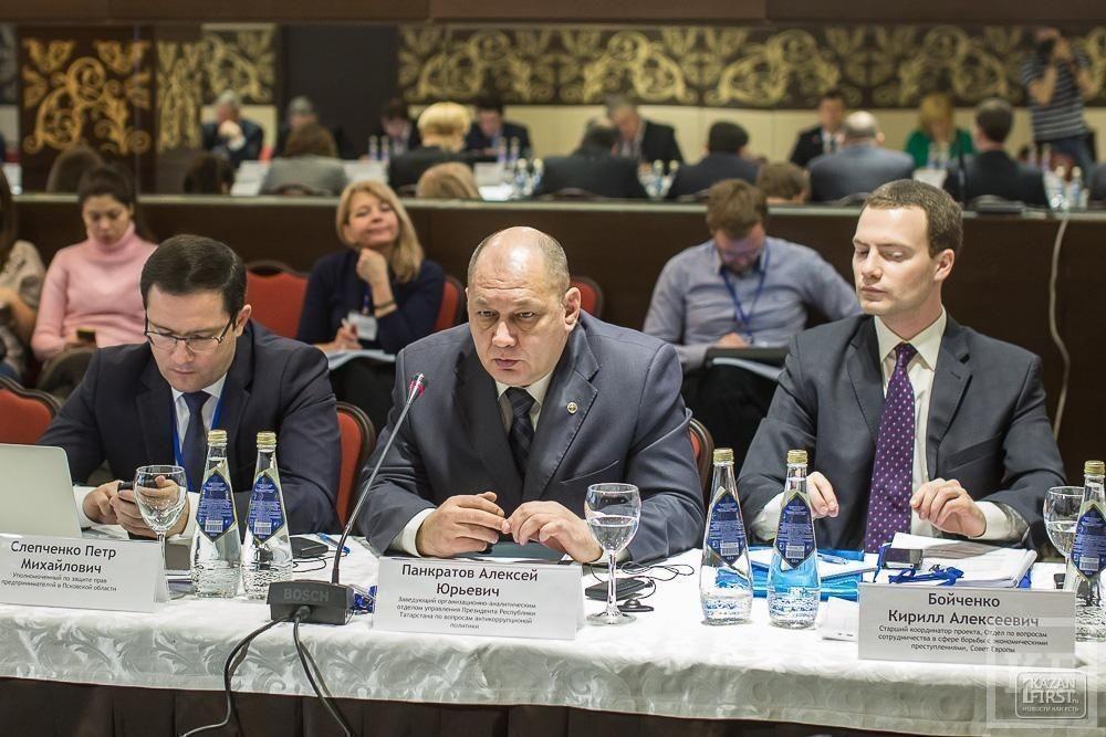 Полсотни уполномоченных по защите прав предпринимателей удивились, что чиновников в Казани проверяют на детекторе лжи