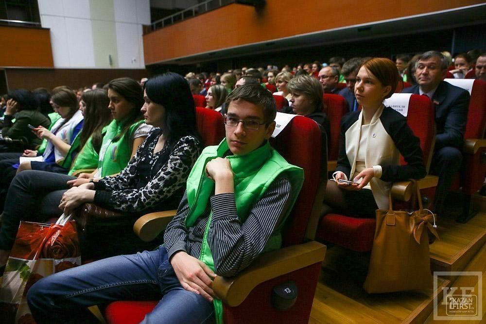 Встреча участников международного форума «Открытие талантов»