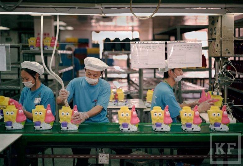 В будущем году в Татарстане возродят производство детских игрушек