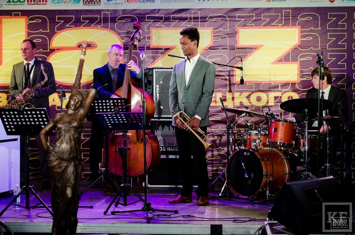 В Казани выступил «новый Майлс Дэвис» — трубач Джейсон Палмер