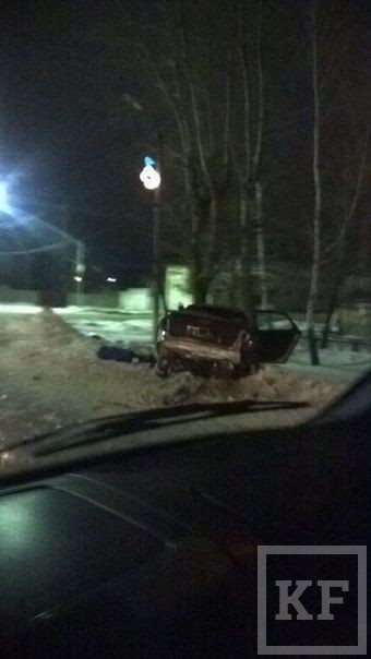 В Чистополе произошла страшная авария