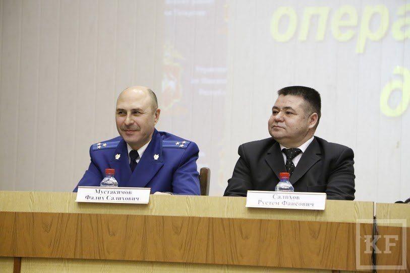 Прокурор Нижнекамска: «Есть факты, когда сотрудники полиции сами нарушают закон»