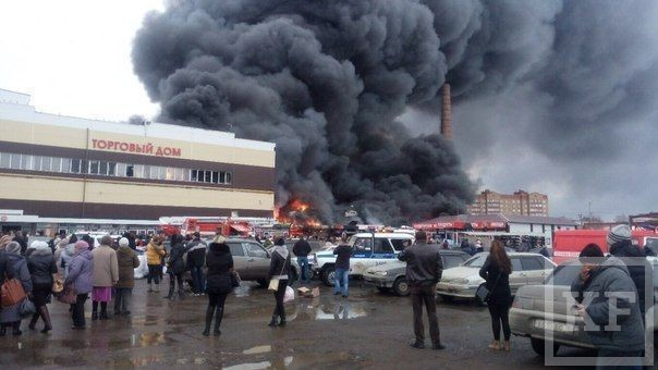 Пожар в торговом комплексе «Адмирал»: 40 пострадавших, четверо погибли, 15 человек могут находиться под завалами