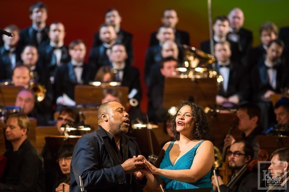 Мириам Кларк: «Роль Бесс я впервые исполнила на Шаляпинском фестивале»