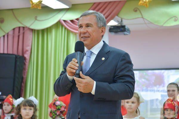 В Казани открылся новый детский сад