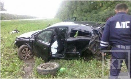 МВД по РТ забрало в Казань расследование громкой автокатастрофы под Лаишево