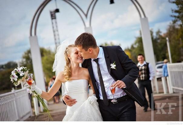 В кризис челнинцы стали реже регистрировать браки