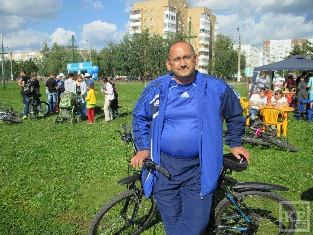 Как нижнекамский «междусобойчик» перерос в масштабный велопробег