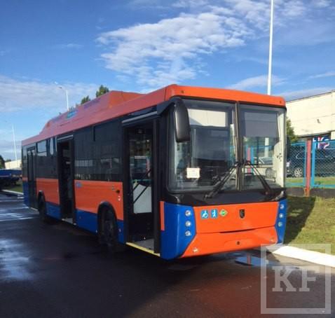 Наиль Магдеев рассказал, как будут выглядеть новые автобусы, изготовленные для Челнов