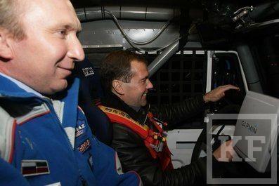 Не прошло и года: в начале декабря в Татарстан в очередной раз приедет Дмитрий Медведев