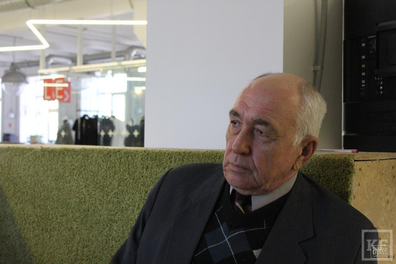 «В Казани производство самолетов практически прекращено, а авиационные двигатели вообще не выпускаются»