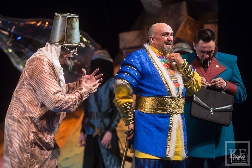 Предпремьерный показ спектакля «Ходжа Насретдин»