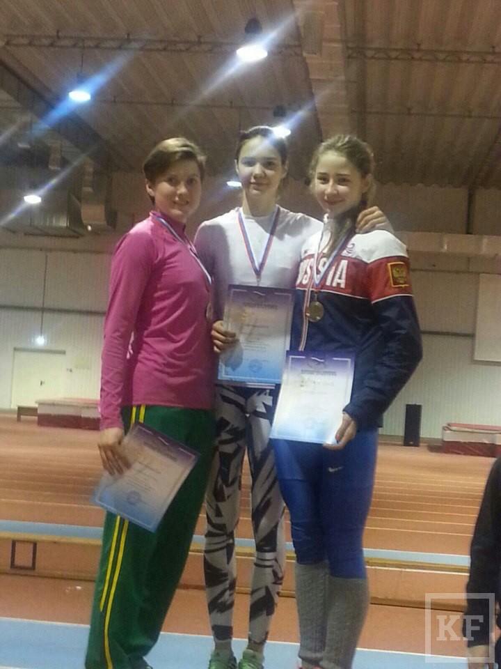 Школьница из Нижнекамска на соревнованиях по легкой атлетике побила 20-летний рекорд