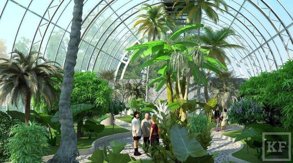 Казанский зоопарк станет одним из лучших в России и Европе