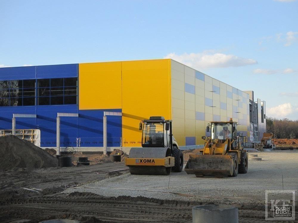 «Лента» откроет два гипермаркета в Татарстане