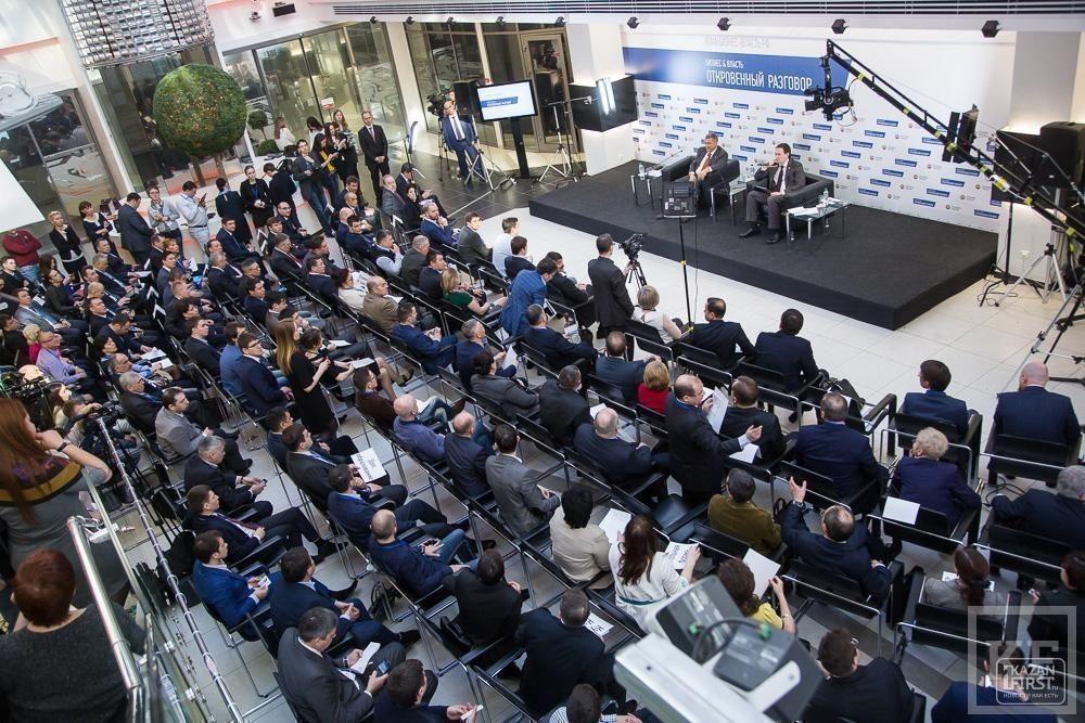 Минниханов бизнес-сообществу: чем больше мы будем встречаться, тем больше власти будут нести ответственность за свои высказывания и заявления