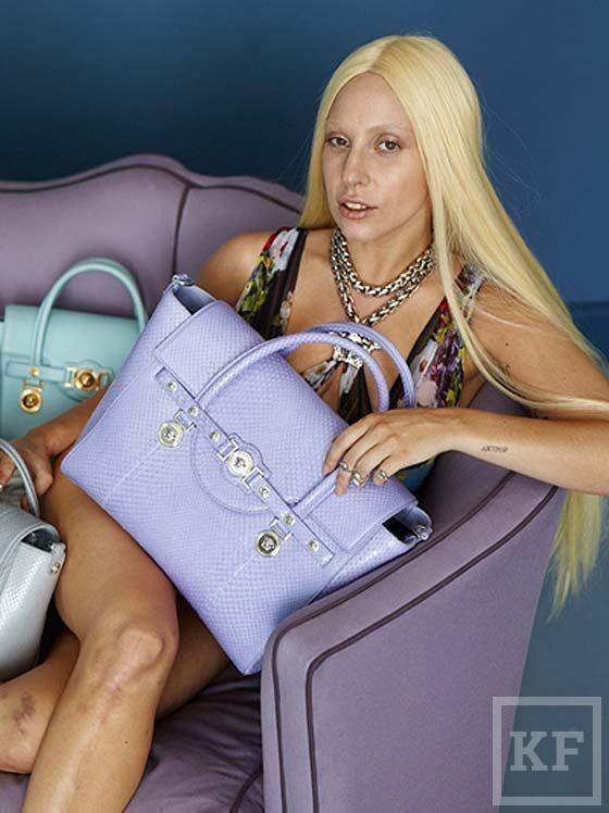В сети появились снимки Леди Гаги без «фотошопа»