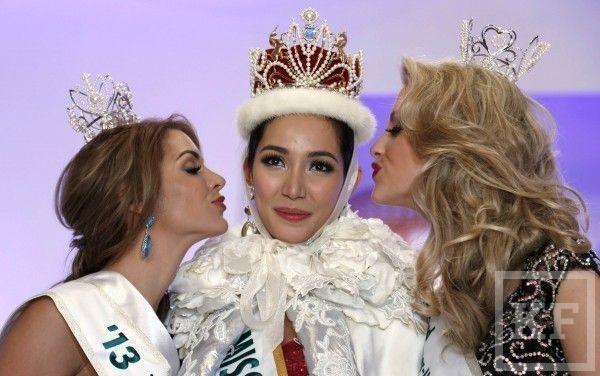 Челнинка Ольга Гайдабура вошла в топ-15 красивейших  девушек мира