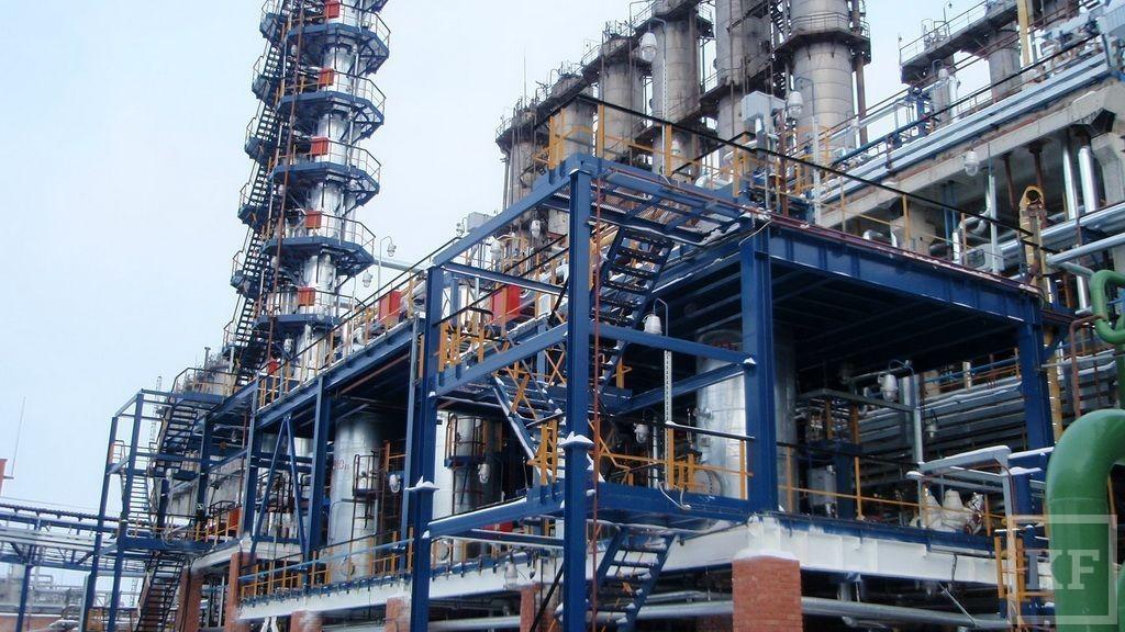 ФСБ и отдел внутренней безопасности «Нижнекамскнефтехима» пресекли хищение 20 тонн полистирола