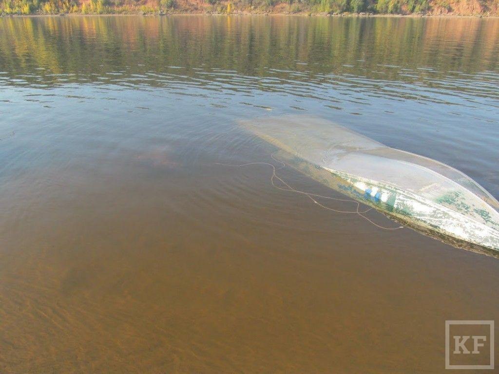 В Нижнекамске во время рыбалки утонул житель Елабуги