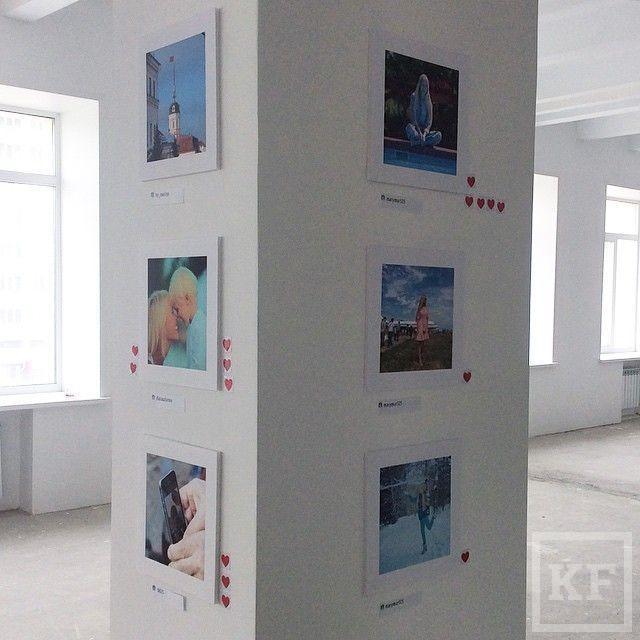 Фотовыставка «Доброе утро, Татарстан!» открылась в резиденции креативных индустрий «Штаб»