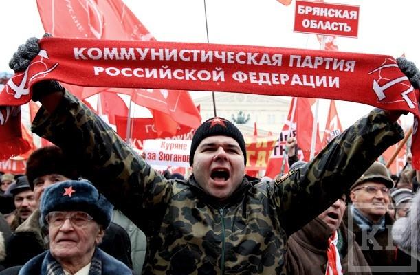 На долю «Единой России» в Татарстане приходится 80% доходов партий. У большинства региональных отделений денег нет