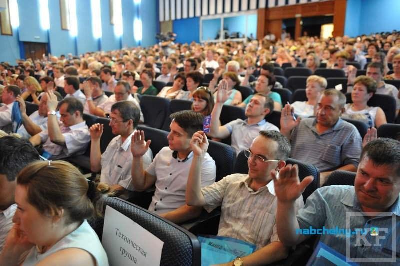 Приоритеты Магдеева: повышение конкурентноспособности, развитие самоуправления и социальной инфраструктуры
