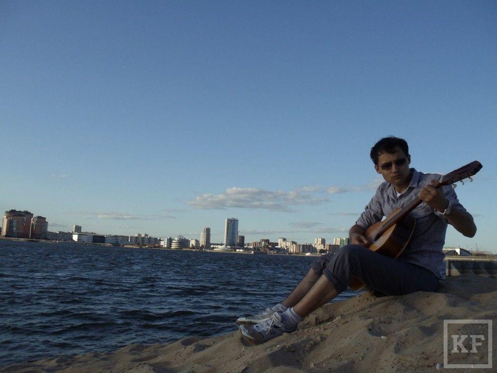 Музыка Казани: Сон в басовых красках о музыке и душевной гармонии сквозь струны