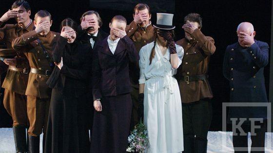 В Казань приходит «тотальный театр»