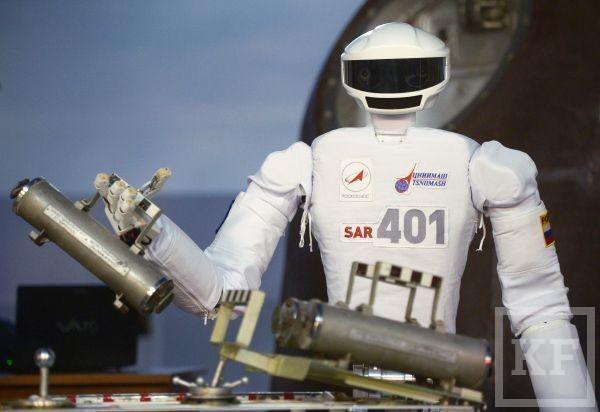 Дмитрий Рогозин: в следующем году российская армия получит первого боевого андроида