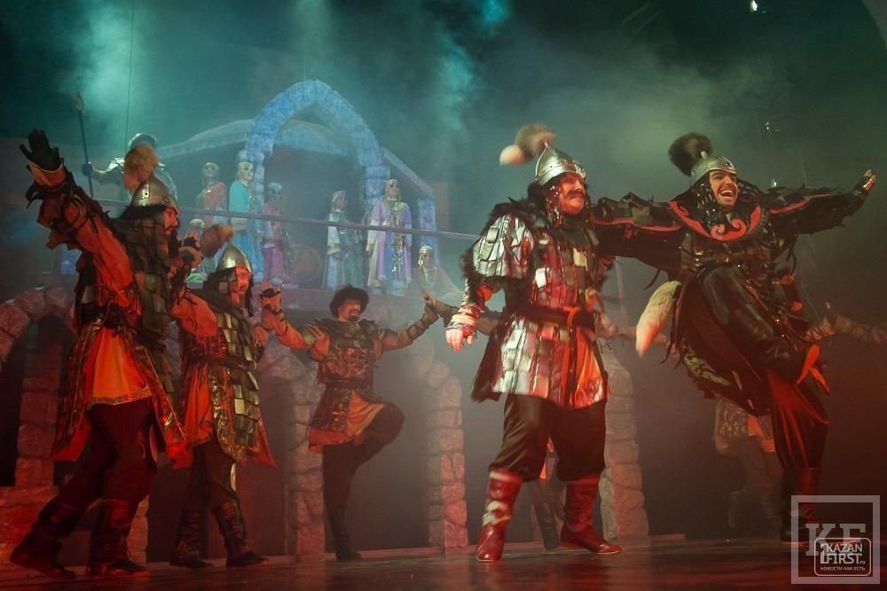 Новая татарская опера «Чёрная палата»: предпоказ