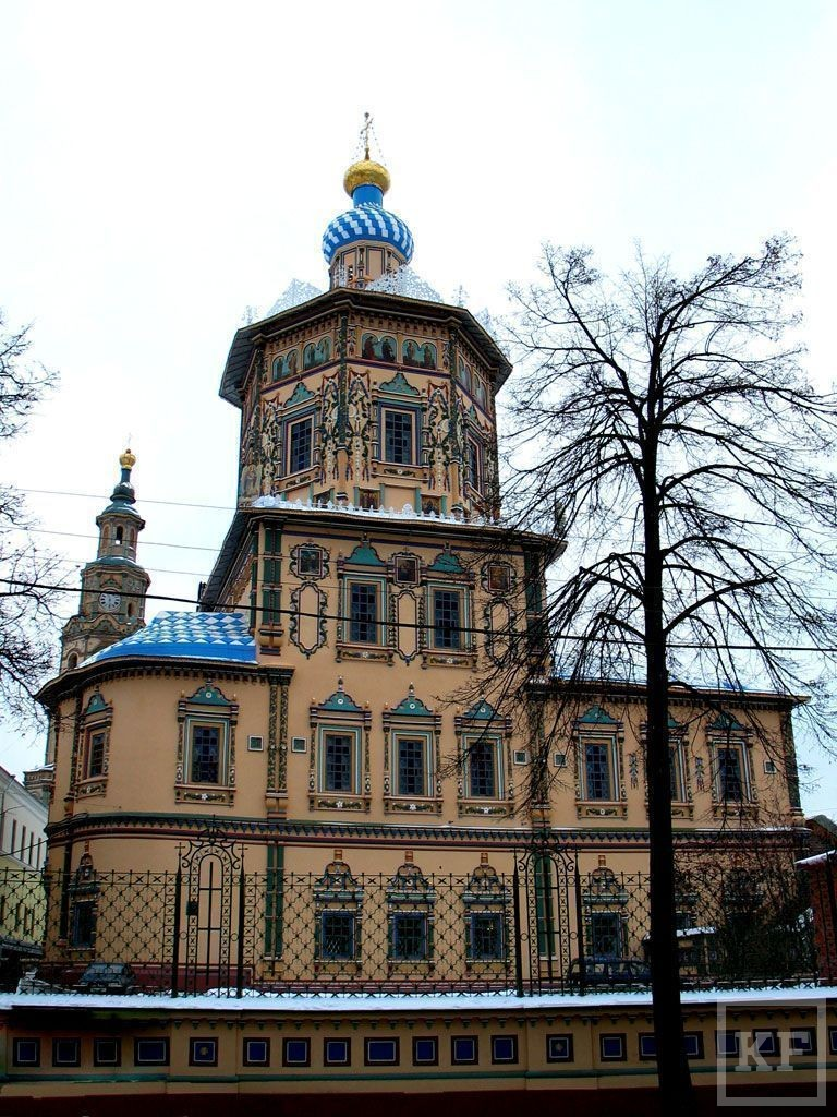 Петропавловский собор - исключительный