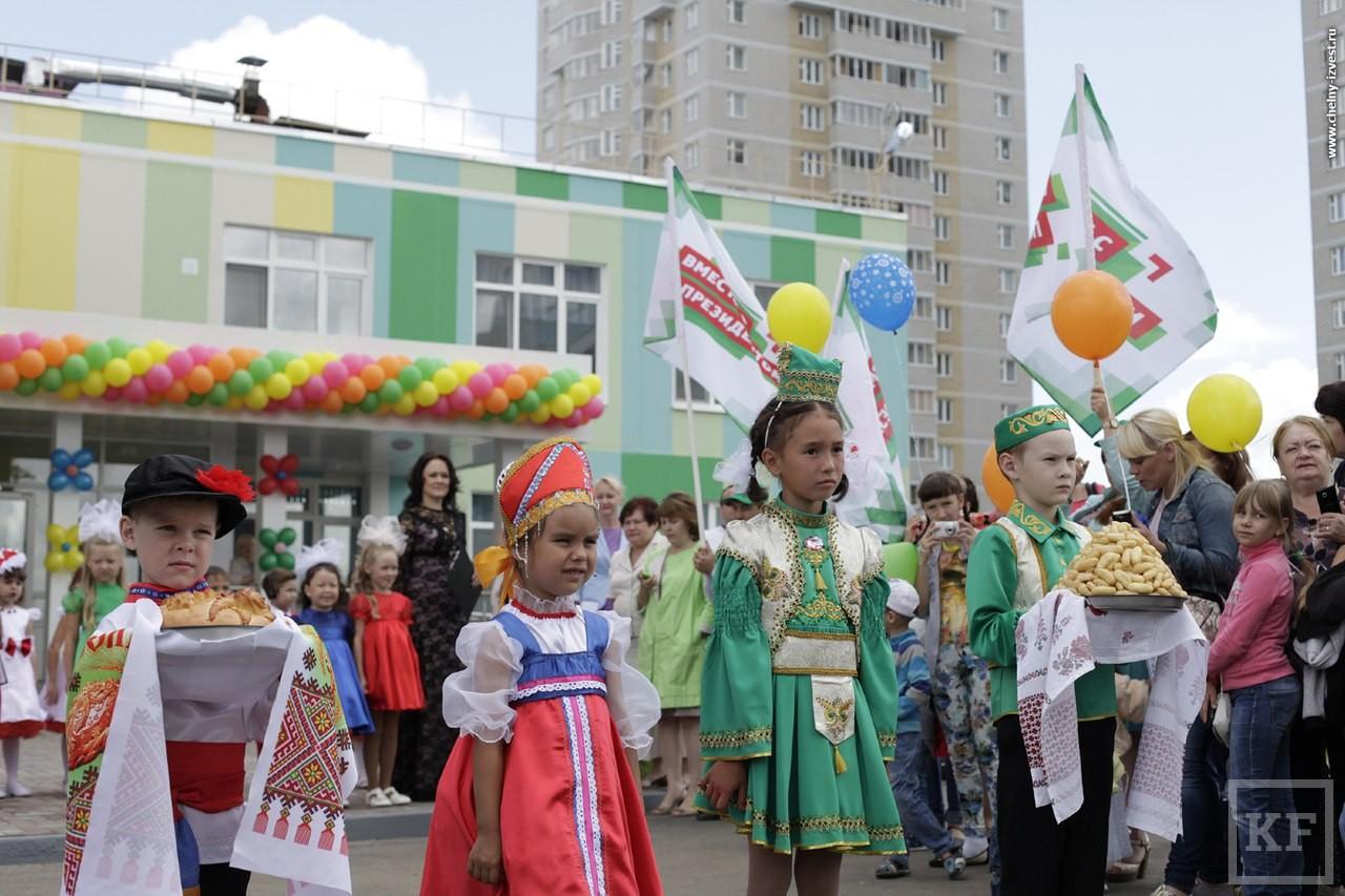 В истории республики мы никогда не строили столько детских садов — Рустам Минниханов