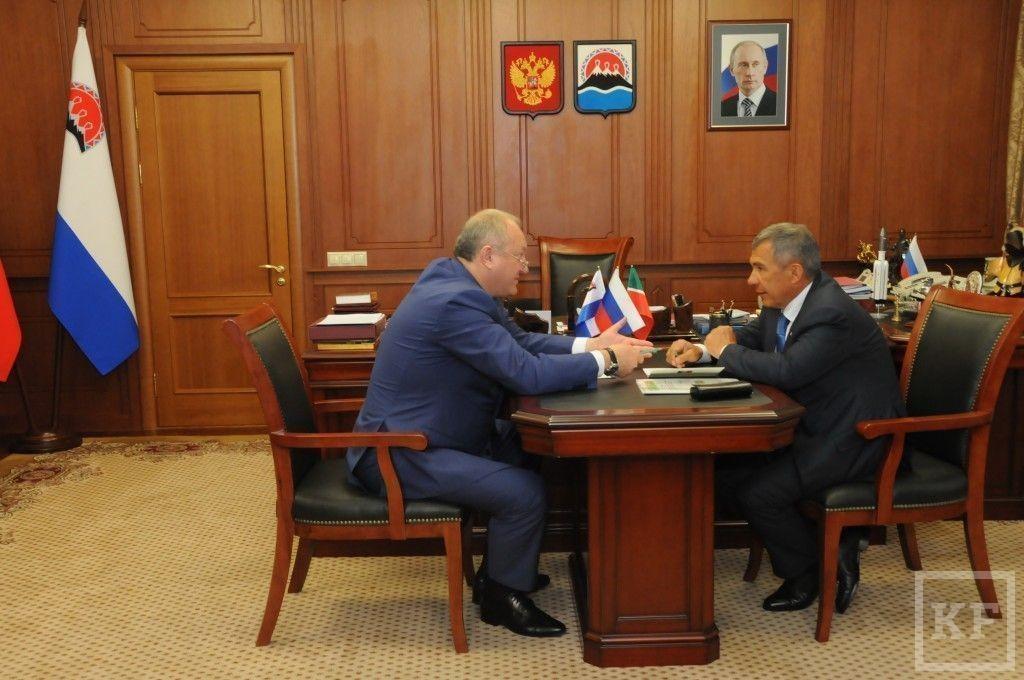 Татарстан готовится поменять польское на китайское
