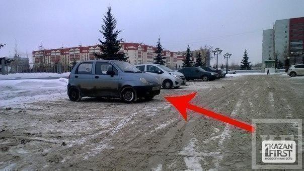 Секреты парковки: как уберечь машину в Казани
