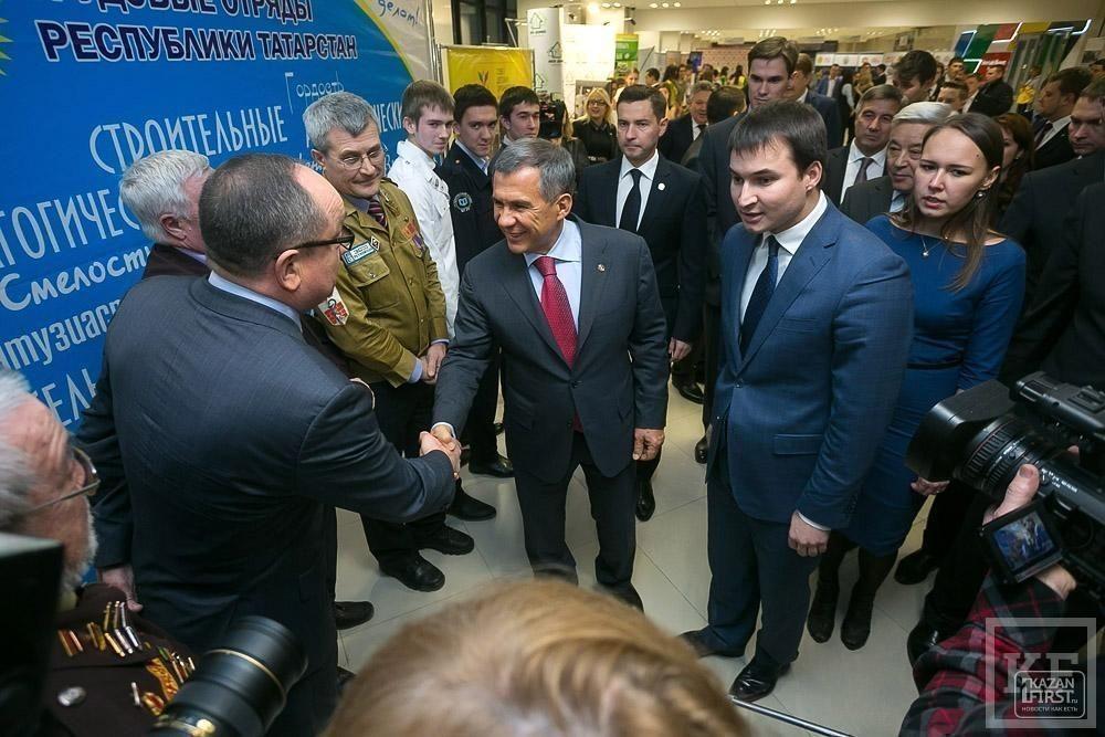 Как Владимир Леонов и Марат Бариев определили президенту Рустаму Минниханову домашнее задание