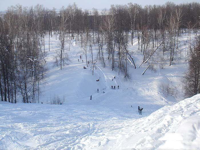 Отдых в Татарстане: от горных лыж до ловли карпа