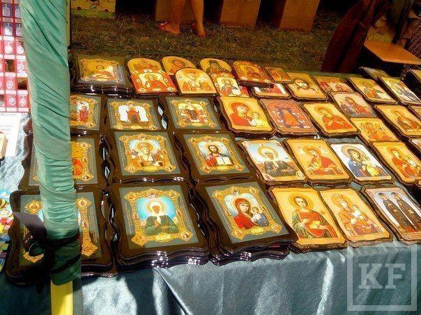 Спасская ярмарка прошла в Елабуге