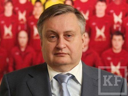 Стала известна официальная причина увольнения Курбана Бердыева, Андрея Громова и Камиля Исхакова