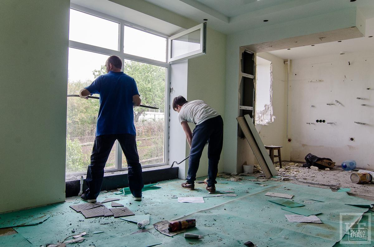 Жильцы дома на улице Гривская после сноса здания будут платить ипотеку «за воздух»