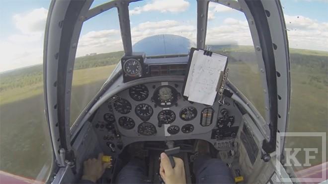 Пилоты, угнавшие самолет с тюменского аэродрома Ишим, приземлялись под Казанью на дозаправку