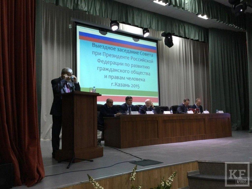 Вширь, но не вглубь: Татарстану предлагают обзавестись ещё одной структурой для гражданского общества