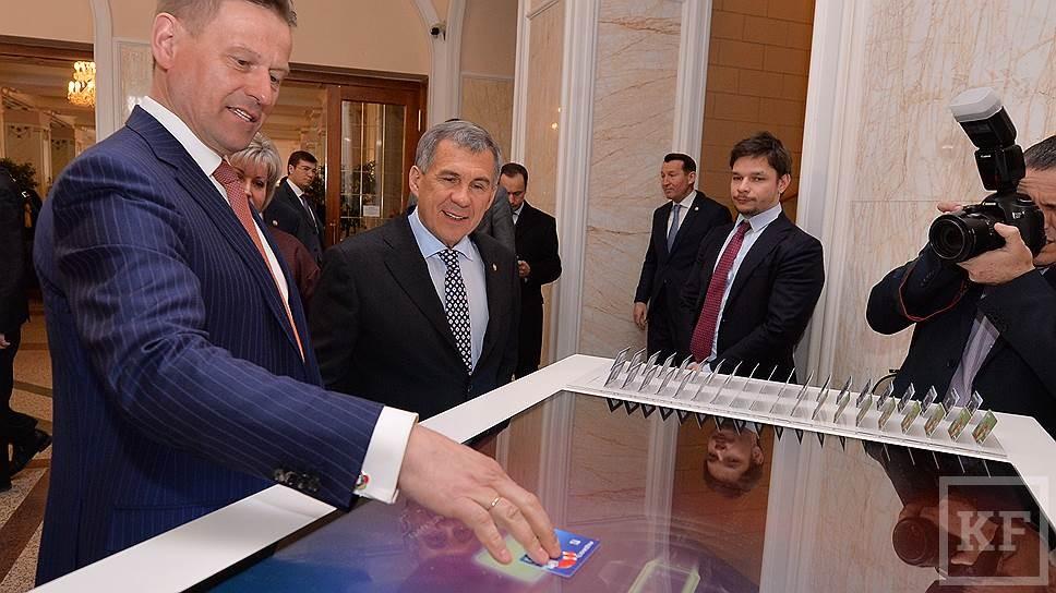 Универсальную «Карту жителя» Татарстана все-таки запустят на базе системы MasterCard